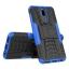 (674-009)เคสมือถือ Case Huawei Nova 2i/Mate10Lite เคสนิ่มเกราะพลาสติกลายยางรถยนต์ thumbnail 3