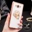 (025-597)เคสมือถือซัมซุง Case Samsung J5(2016) เคสนิ่มใสขอบแวว พร้อมแหวนเพชรวางโทรศัพท์ลายหรู thumbnail 19