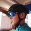 แว่นตาปั่นจักรยาน 100% Speedcraft Cyan <Blue mirror short lens> thumbnail 13
