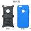 (พร้อมส่ง)เคสมือถือไอโฟน case iphone 6/6S เคสนิ่มพื้นหลังพลาสติกแข็งขอบสีกันกระแทก thumbnail 6