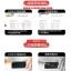 (039-069)ฟิล์มกระจก Samsung Galaxy Grand Prime รุ่นปรับปรุงนิรภัยเมมเบรนกันรอยขูดขีดกันน้ำกันรอยนิ้วมือ 9H HD 2.5D ขอบโค้ง thumbnail 5