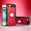 (002-210)เคสมือถือไอโฟน Case iPhone7 Plus/iPhone8 Plus เคสนิ่มเกราะพลาสติกสไตล์แฟชั่นแหวนติดรถ 360 องศา thumbnail 9