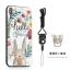 (025-882)เคสมือถือไอโฟน Case iPhone X เคสนิ่มซิลิโคนลายน่ารักพร้อมแหวนมือถือและสายคล้องคอถอดแยกได้ thumbnail 6