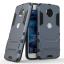 (538-026)เคสมือถือ Motorola G5S เคสขอบนิ่มพื้นหลังพลาสติกขาตั้งสไตล์ IronMan thumbnail 3