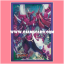 VG Official PROMO Card Sleeve : Perdition Emperor Dragon, Dragonic Overlord the Great 50ct. 95% thumbnail 1