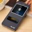 (516-008)เคสมือถือ Case Huawei P8 Lite เคสพลาสติกฝาพับ Pu โชว์หน้าจอแบ็คแกมมอน thumbnail 6