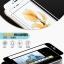 (039-086)ฟิล์มกระจก iPhone 6 5.5นิ้ว รุ่นปรับปรุงนิรภัยเมมเบรนกันรอยขูดขีดกันน้ำกันรอยนิ้วมือ 9H HD 2.5D ขอบโค้ง thumbnail 3
