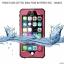 (662-004)เคสมือถือไอโฟน Case iPhone 6/6S เคสแนว Adventure กันน้ำ กันฝุ่น หิมะ IP68 thumbnail 6