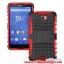 (002-076)เคสมือถือโซนี่ Case Sony Xperia E4 เคสพลาสติกด้านในนิ่มสไตล์กันกระแทกรุ่นขอบสี thumbnail 6