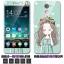 (025-557)เคสมือถือ Case Huawei Y7prime เคสนิ่มซิลิโคนลายน่ารักพร้อมเซทฟิล์มและแหวนมือถือลายเดียวกับเคส thumbnail 21