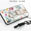 (025-882)เคสมือถือไอโฟน Case iPhone X เคสนิ่มซิลิโคนลายน่ารักพร้อมแหวนมือถือและสายคล้องคอถอดแยกได้ thumbnail 1