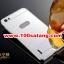 (025-157)เคสมือถือ Case Huawei Honor 6 เคสกรอบโลหะพื้นหลังอะคริลิคเคลือบเงาทองคำ 24K thumbnail 7