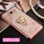 (025-597)เคสมือถือซัมซุง Case Samsung J5(2016) เคสนิ่มใสขอบแวว พร้อมแหวนเพชรวางโทรศัพท์ลายหรู thumbnail 3