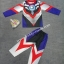 Ultraman Orb (งานลิขสิทธิ์) ชุดแฟนซีเด็กอุลตร้าแมน ออร์บ ชุด 3 ชิ้น เสื้อ กางเกง และหน้ากาก ให้คุณหนูๆ ได้ใส่ตามจิตนาการ ผ้ามัน Polyester ใส่สบายค่ะ หรือจะใส่เป็นชุดนอนก็ได้ค่ะ size S, M, L, XL สำเนา thumbnail 1