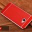 (025-598)เคสมือถือซัมซุง Case Samsung A9 Pro เคสนิ่มขอบทองแฟชั่นสไตล์นักธุรกิจ thumbnail 2