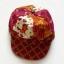 หมวก Bitz สีสันสดใส มีสีโทนชมพู และโทนส้ม size 50-52 cm. 52-54 cm. (ป้าย made in japan) thumbnail 2