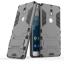 (538-029)เคสมือถือ Nokia 7 เคสขอบนิ่มพื้นหลังพลาสติกขาตั้งสไตล์ IronMan thumbnail 7