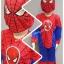 Spiderman (งานลิขสิทธิ์) ชุดแฟนซีเด็กสไปเดอร์แมน มีไฟ 3 ชิ้น เสื้อ กางเกง & หน้ากาก ให้คุณหนูๆ ได้ใส่ตามจิตนาการ ผ้ามัน Polyester ใส่สบายค่ะ หรือจะใส่เป็นชุดนอนก็ได้ค่ะ size S, M, L, XL thumbnail 1