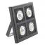 โคมไฟโรงงาน LED Low Bay 240W เหลี่ยม thumbnail 1