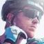 แว่นตาปั่นจักรยาน 100% Speedcraft Cyan <Blue mirror short lens> thumbnail 10