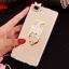 (025-592)เคสมือถือ Case Huawei P8 Lite เคสนิ่มแววหรูติดคริสตัล พร้อมเซทแหวนเพชรวางโทรศัพท์ และสายคล้องคอกดแยกออกได้ thumbnail 2