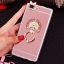 (025-592)เคสมือถือ Case Huawei P8 Lite เคสนิ่มแววหรูติดคริสตัล พร้อมเซทแหวนเพชรวางโทรศัพท์ และสายคล้องคอกดแยกออกได้ thumbnail 14