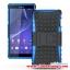 (002-069)เคสมือถือโซนี่ Case Sony Xperia Z3 เคสพลาสติกด้านในนิ่มสไตล์กันกระแทกรุ่นขอบสี thumbnail 10