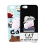 (616-007)เคสมือถือไอโฟน case iphone 5/5s/SE เคสตัวนุ่มนิ่ม บี้ๆน่ารักๆ Trending Squishy 3D Destress thumbnail 1