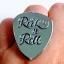 Rock & Roll Guitar Pick Open Ring Music Series แหวนรูปปิ๊กกีตาร์ ปรับระดับได้ thumbnail 3