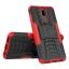 (674-009)เคสมือถือ Case Huawei Nova 2i/Mate10Lite เคสนิ่มเกราะพลาสติกลายยางรถยนต์ thumbnail 8