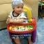 เก้าอี้ทานข้าวสำหรับเด็ก สีเหลือง thumbnail 8