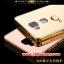 (025-152)เคสมือถือ Case HUAWEI Ascend mate7 เคสกรอบโลหะพื้นหลังอะคริลิคเคลือบเงาทองคำ 24K thumbnail 1