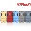 (538-012)เคสมือถือวีโว่ Vivo V7 Plus/Y79 เคสขอบนิ่มกรอบพลาสติกขาตั้งสไตล์ Iron Man thumbnail 1