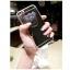 (025-706)เคสมือถือไอโฟน Case iPhone 7 Plus/8 Plus เคสขอบนิ่มพื้นหลังแววกึ่งกระจกมีแหวนมือถือรูปหมี thumbnail 2