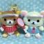 ตุ๊กตาน้องหมี Rilakkuma และ Korilakkuma ชุดเทนนิส (ราคาต่อคู่ค่ะ) thumbnail 1