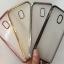 (436-281)เคสมือถือซัมซุง Case Samsung J7+/Plus/C8 เคสนิ่มใสขอบสีแวว thumbnail 1