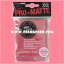 Ultra•Pro Pro-Matte Standard Deck Protector / Sleeve - Fuchsia 50ct. thumbnail 1