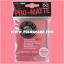 Ultra•Pro Pro-Matte Standard Deck Protector / Sleeve - Fuchsia 50ct. thumbnail 1