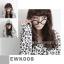 แว่นตาแฟชั่น เกาหลี EWK008 กรอบกลม มีทั้งหมด 9 สี thumbnail 1