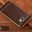 (025-598)เคสมือถือซัมซุง Case Samsung A9 Pro เคสนิ่มขอบทองแฟชั่นสไตล์นักธุรกิจ thumbnail 4