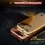 (025-156)เคสมือถือ Case Huawei Honor 4C/ALek 3G Plus (G Play Mini) เคสกรอบโลหะพื้นหลังอะคริลิคเคลือบเงาทองคำ 24K thumbnail 3