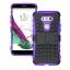 (002-124)เคสมือถือ Case LG G5 เคสนิ่ม+พื้นหลังประกบแบบพลาสติก+มีขาตั้งสไตล์กันกระแทก thumbnail 8