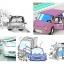 (670-001)LED ไฟกระพริบเตือนขณะเปิดประตูรถกันอุบัติเหตุ 1 ชุด/4ชิ้น thumbnail 2