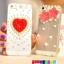 (พร้อมส่ง)เคสมือถือไอโฟน case iphone 5/5s เคสใสคริสตัลหัวใจ มิกกี้เมาส์ thumbnail 1