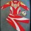 Ultraman Max (งานลิขสิทธิ์) ชุดแฟนซีเด็กอุลตร้าแมน แม๊กซ์ ชุด 3 ชิ้น เสื้อ กางเกง และหน้ากาก ให้คุณหนูๆ ได้ใส่ตามจิตนาการ ผ้ามัน Polyester ใส่สบายค่ะ หรือจะใส่เป็นชุดนอนก็ได้ค่ะ size S, M, L, XL thumbnail 1