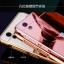 (025-114)เคสมือถือวีโว่ Vivo Y51 เคสกรอบโลหะพื้นหลังอะคริลิคแวววับคล้ายกระจกสวยหรู thumbnail 6