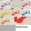 แว่นตาแฟชั่น เกาหลี EWK008 กรอบกลม มีทั้งหมด 9 สี thumbnail 3