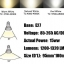 LED Par 38 E27 9W thumbnail 2