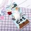 (616-006)เคสมือถือ Case Huawei P9 เคสตัวนุ่มนิ่ม บี้ๆน่ารักๆ Trending Squishy 3D Destress thumbnail 5