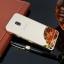 (025-601)เคสมือถือซัมซุง Case Samsung J5 Pro เคสกรอบบัมเปอร์โลหะฝาหลังอะคริลิคเคลือบเงาแวว thumbnail 4